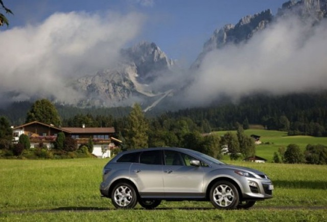 OFICIAL: Mazda CX-7 facelift