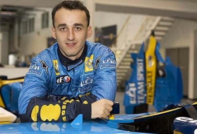 Robert Kubica va concura la Renault