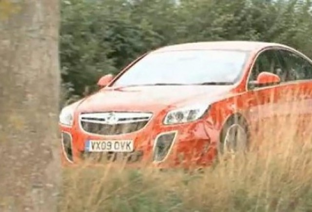 VIDEO: Fifth Gear testeaza Insignia VXR