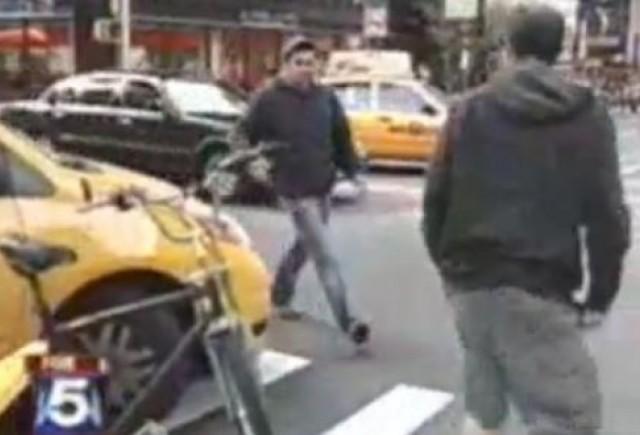 VIDEO: Soferii din New York se bat in intersectii din centrul orasului