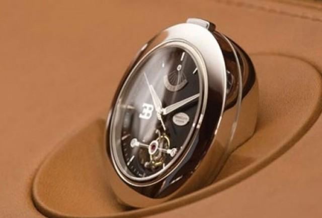 Ceas special pentru Bugatti 16C Galibier