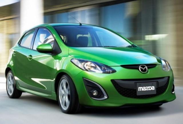 Facelift minor pentru Mazda2