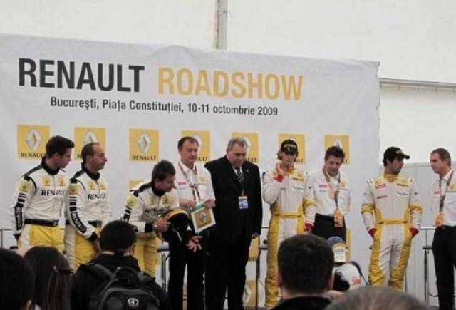 Renault Formula 1 Roadshow Bucuresti 2009