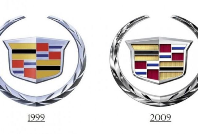 Cadillac si-a prezentat noul logo