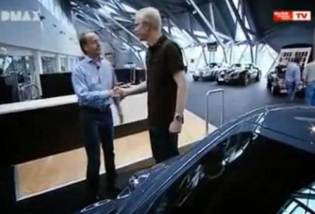 VIDEO: Un tur in fabrica Wiesmann
