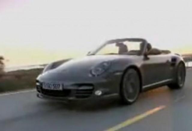 VIDEO: Noul Porsche 911 Turbo se prezinta