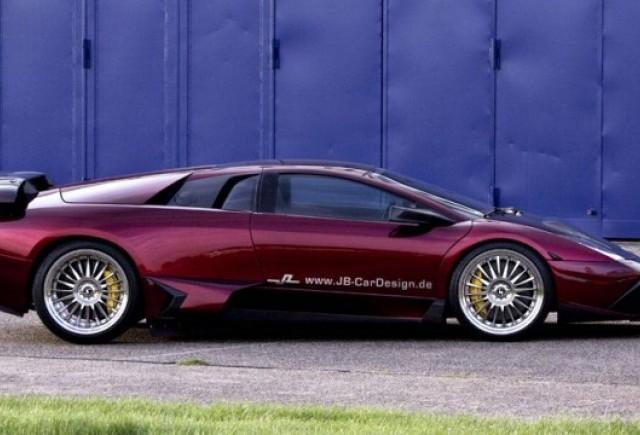 Lamborghini Murcielago LP640, cu 750 CP