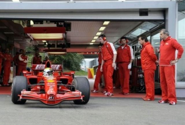 Felipe Massa este recuperat 100% pentru curse