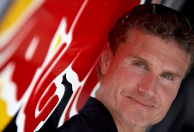 David Coulthard, amendat pentru viteza la bordul unui monopost de Formula 1