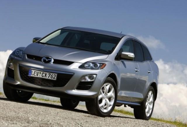 OFICIAL: Mazda CX-7 facelift diesel
