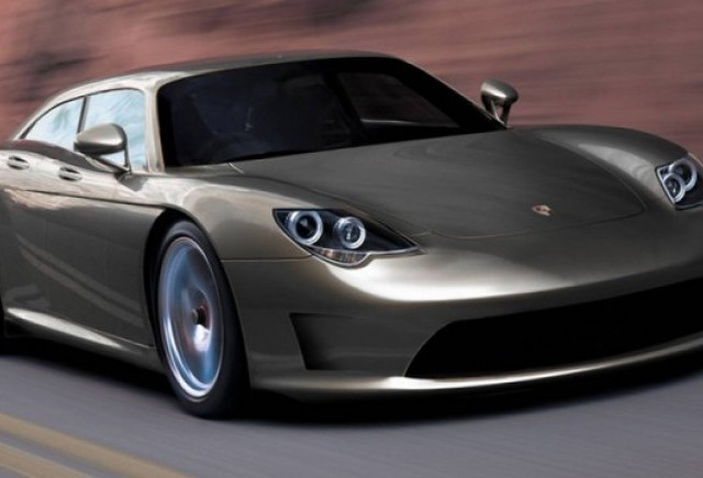 VIDEO: Porsche a creat primul spot publicitar pentru Panamera