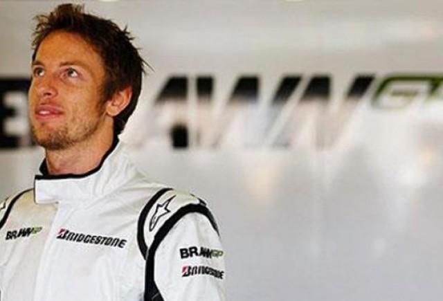 Jenson Button este campion mondial al Formula 1!