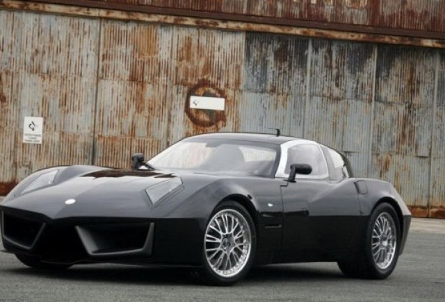VIDEO: Spada Codatronca, Batmobile sau supercar?
