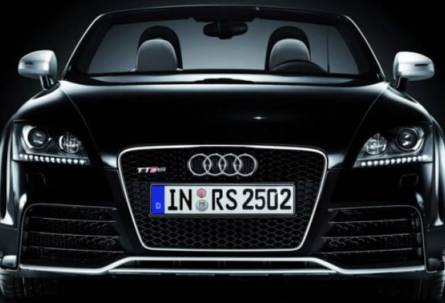 VIDEO: Audi lanseaza pachetul Dark Line