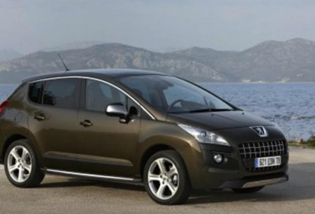Peugeot 3008 a primit titlul Auto Europa 2010