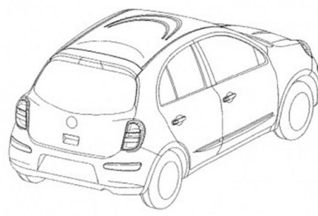 Schitele oficiale cu Nissan Micra