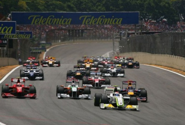 Castigatorii 'Pariaza pe Formula 1' Brazilia