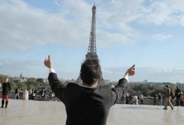 VIDEO: Lansarea lui Citroen C3 la Turnul Eiffel se apropie