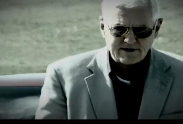 VIDEO: Bob Lutz si Cadillac CTS-V Challenge