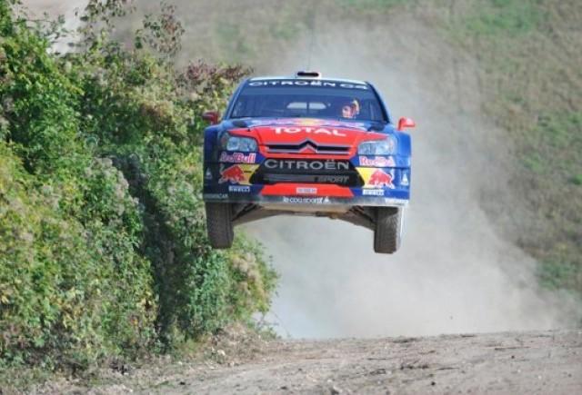 Loeb intra in istorie cu 6 titluri consecutive in WRC