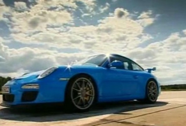 VIDEO: Incredibilul Porsche 997 GT3