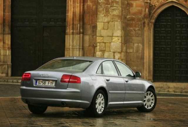 Noul Audi A8 poate debuta la Detroit