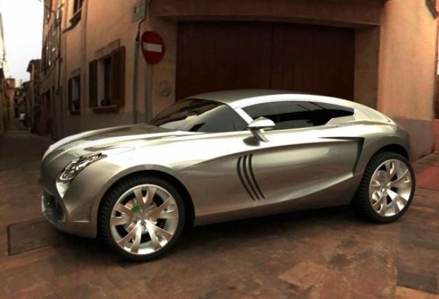 Acesta poate fi primul SUV Maserati?