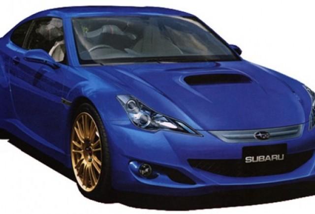 Subaru va produce o varianta cu tractiune integrala la FT-86