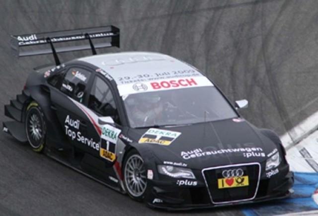 Timo Scheider face istorie in DTM cu Audi