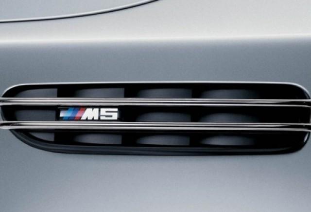 BMW pregateste noul M5 CLS