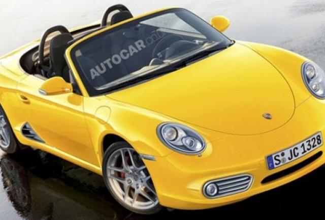 Grupul VW face gemeni: Porsche 365 si Audi R4