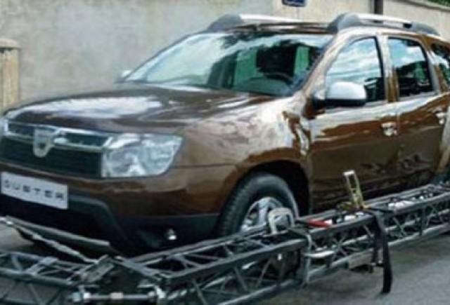 SUV-ul Dacia va fi lansat la Geneva si se va numi Duster