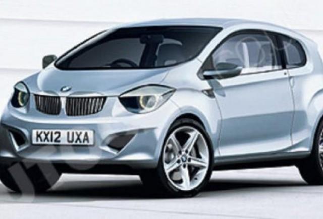 Modelele electrice BMW vor avea caroserii din fribra de carbon