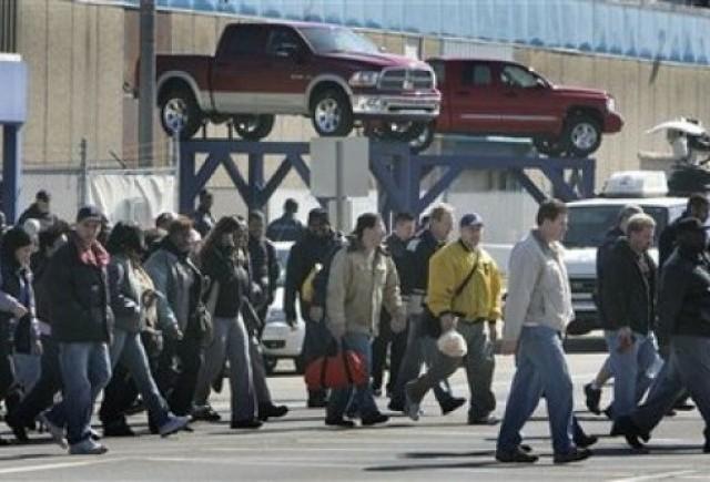 Chrysler disponibilizeaza 23.000 de angajati