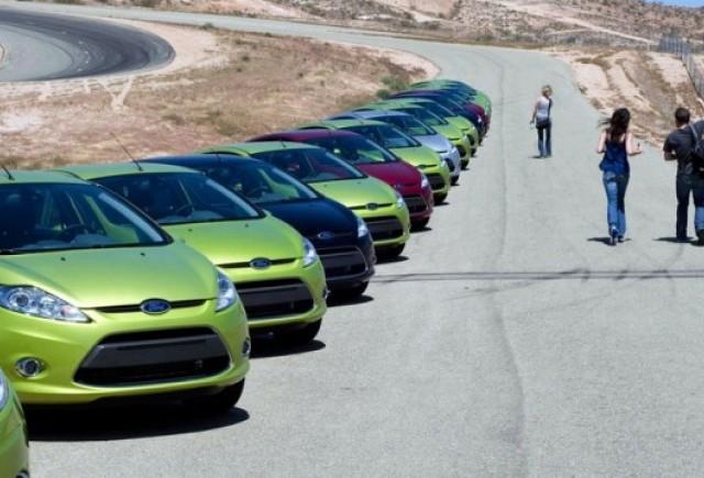 Ford a vandut 500.000 Fiesta in primul an