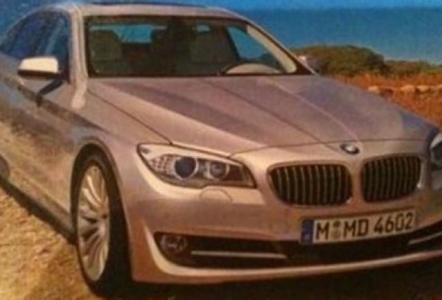 Noul BMW Seria 5, deconspirat de jurnalistii francezi
