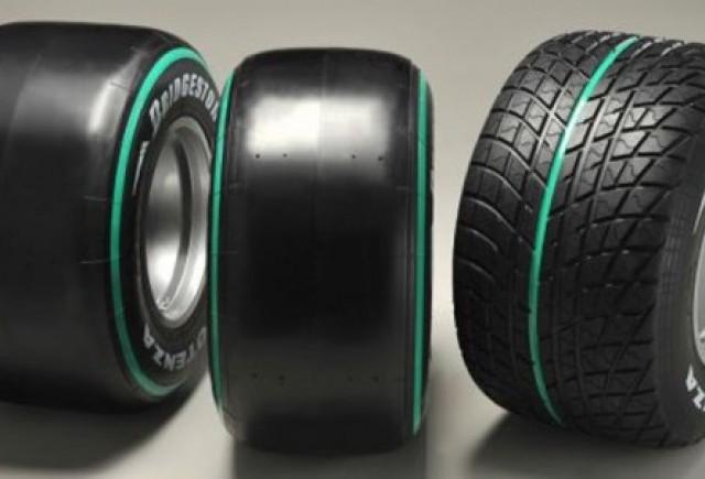 Formula 1 a ramas fara pneuri