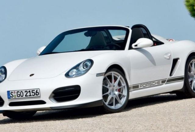 VIDEO: Porsche Boxster Spyder se prezinta