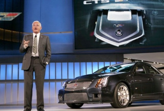 Bob Lutz preia sefia la Opel