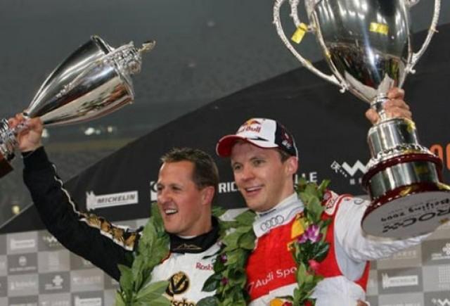 Cursa Campionilor 2009: Ekstrom il invinge din nou pe Schumacher