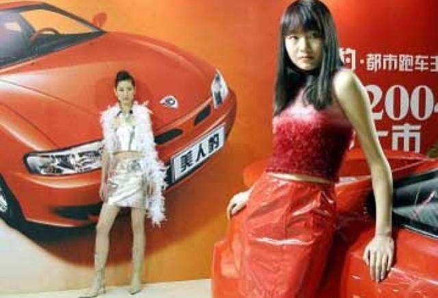 Vanzarile de autoturisme din China au crescut cu 72,5% in octombrie