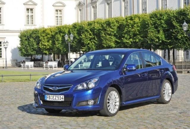 Noile Subaru Legacy si Outback, in Romania de la 28.310 respectiv 33.189 euro cu TVA inclus