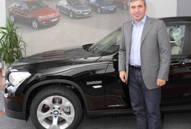 Hagi trece la BMW X1