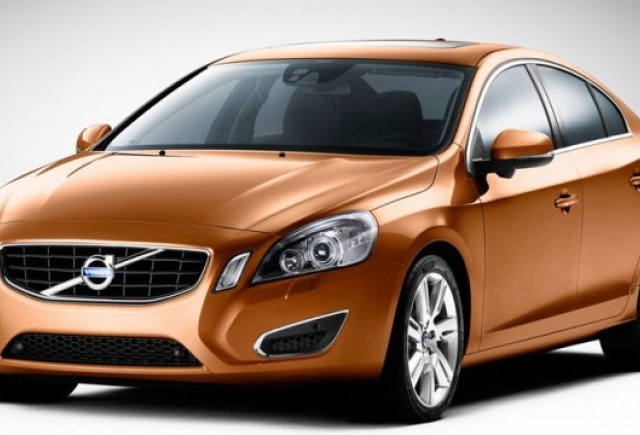 Iata noul Volvo S60!