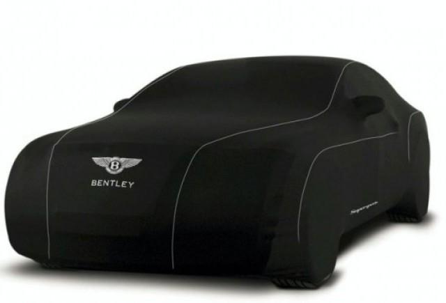 Bentley lanseaza un pachet special de accesorii