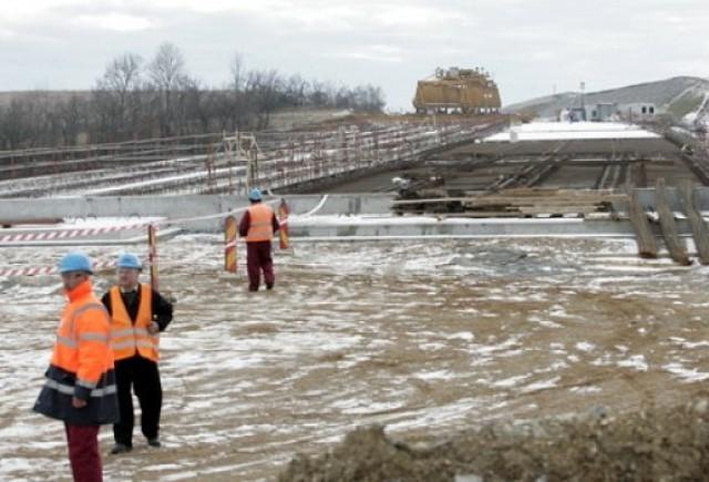 Bechtel schimba seful proiectului Autostrada Transilvania