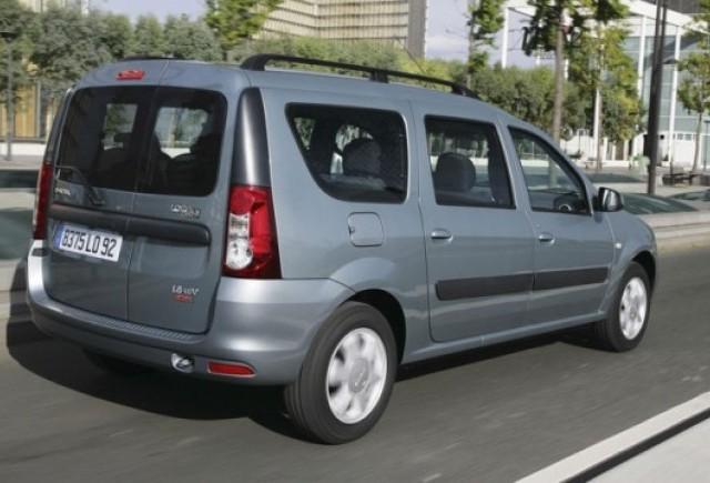 Oficial: Dacia MCV pe bioetanol