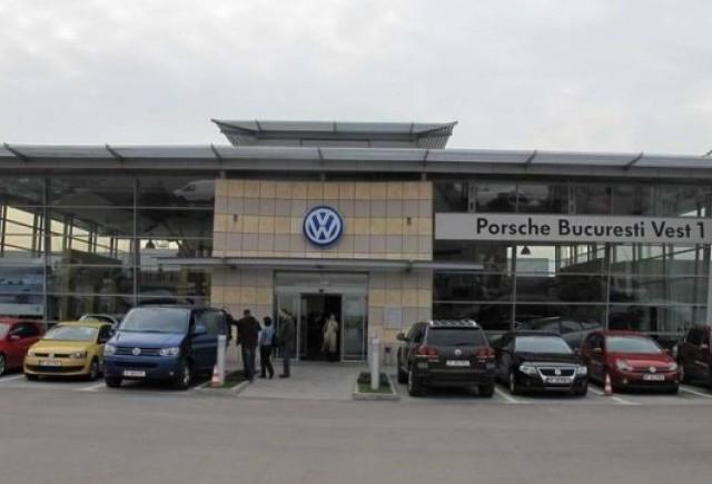 Volkswagen Drive romanesc