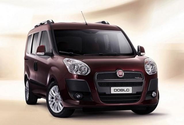 Iata noul Fiat Doblo!