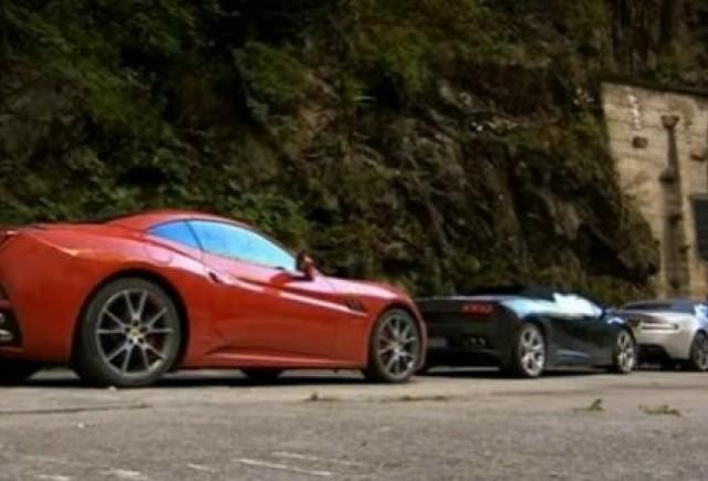 VIDEO: Episodul Top Gear filmat in Romania